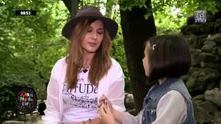 HD ALINA EREMIA Interviu @ IN DREAPTA TA & Cum se face   MAI 2014