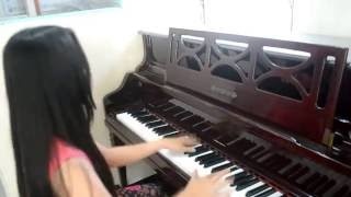 Secret (Time Travel Theme) ~Jay Chou piano cover by Isabel Iris
