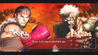 Asura's Wrath 29 Lost Episode 1 Asura VS Ryu