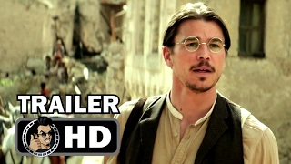 THE OTTOMAN LIEUTENANT Official Trailer (2017) Josh Hartnett, Hera Hilmar Drama Movie HD