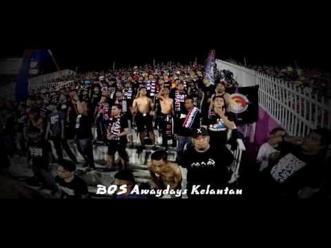 BOS Awaydays Kelantan vs JDT 12 April 2017