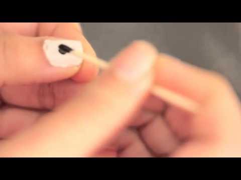 te doy 4 maneras faciles para pintar uñas