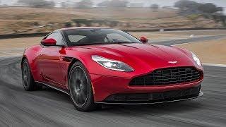 2017 Aston Martin DB11 Hot Lap! - 2017 Best Driver