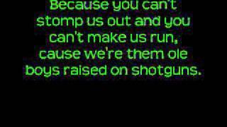 Country Boy Can Survive - Hank Williams Jr. ( w/lyrics )