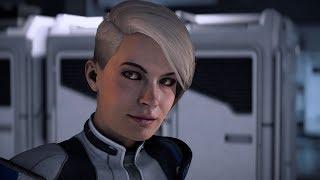 Mass Effect Andromeda - Cora (Dialogues et romance)