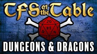 TFS At The Table: D&D Announcement