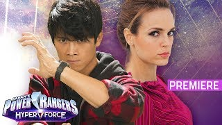 Power Rangers RPG | HyperForce: Welcome to Time Force Academy | Tabletop RPG (Premiere)