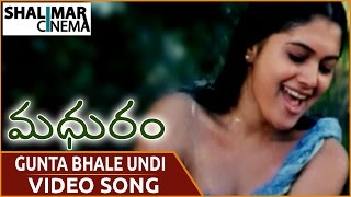 Madhuram Movie || Gunta Bhale Undi Video Song || Rafi, Saroop, Anu Priya || Shalimarcinema