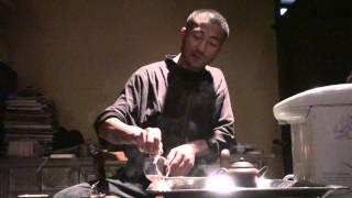 Zen Buddhist Master Wang Ming Yi on the