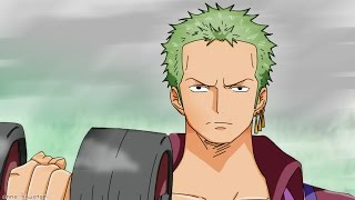 One Piece AMV - Roronoa Zoro - Becoming The Best Swordman ᴴᴰ