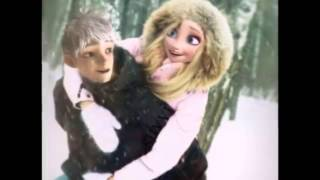 Elsa and Jack Frost (Collection part 2)