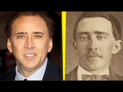 5 Photos of Immortal Time Traveling Celebrities