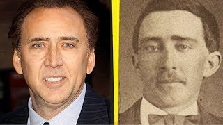 5 Photos of Immortal Time Traveling Celebrities!