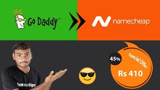 How To Transfer Godaddy Domain To Namecheap 2020