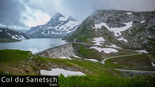 Col du Sanetsch (Sion) - Cycling Inspiration & Education