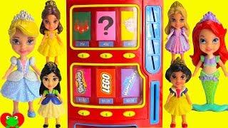 Disney Princess Vending Machine Surprises
