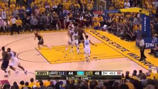 Cleveland Cavaliers vs Golden State Warriors - Full Game Highlights | Finals - Game 1 June 4, 2015