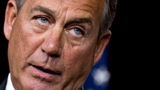 Boehner's Laughable Proposal & His Phony Move to the Middle