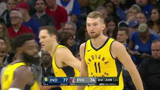 Indiana Pacers vs Philadelphia 76ers | December 14, 2018