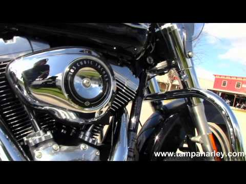 Used 2012 Harley Davidson FLD Dyna Switchback with Screamin Eagle Exhaust