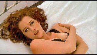 Gillian Anderson e il suo passato