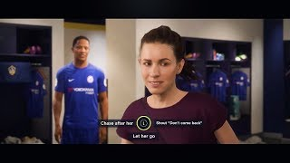 ALEX HUNTER'S GIRLFRIEND ACCIDENTALLY REVEALED!?😱 (Fifa 18 The Journey)