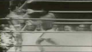 Muhammad Ali - Blistering Combination.