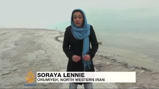 Iran scrambles to save Lake Orumiyeh