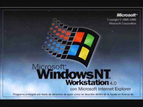 Los Sistemas operativos de Microsoft 1981 2012