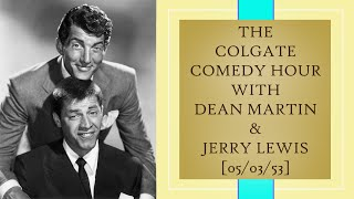 The Colgate Comedy Hour:  May 3 1953