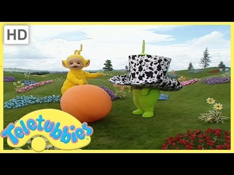 Teletubbies Playing Ball Full Episode