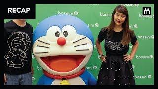 Recap: Bossini x Doraemon Collection Malaysia Launch