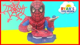Marvel Science Spider Man Web Creator Lab