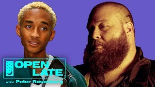 Action Bronson and Jaden Smith Join Open Late | Open Late with Peter Rosenberg