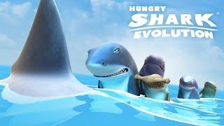 Hungry Shark Evolution Trailer (2015) (GP)