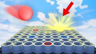 IMPOSSIBLE CARNIVAL HOLE IN ONE!? (Golf It)