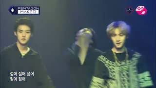 We're Young - Team HUI and Dok2 LIVE PERF [Pentagon Maker EP 8]