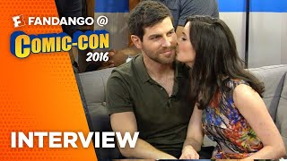'Grimm' Cast Interview – COMIC CON 2016