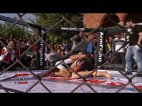 ArmFC 11.MMA Mehdi Dehghani vs Hayk Vardanyan HD