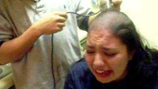 The Great Head Shaving!