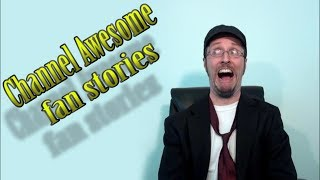 "Reading the deleted ""Fan Stories"" from the Channel Awesome document"