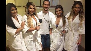 Ex-dançarinas do Aviões do Forró lançam novo projeto