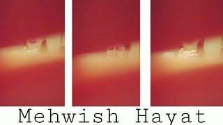 Exclusive ! Mehwish Hayat in Bathroom ? Singing English Song.