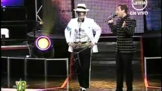 Michael Jackson baila cumbia