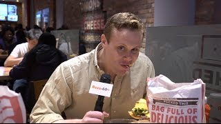 Restaurant Hands Out Free Cheeseburgers