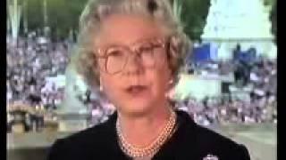 Queen Elizabeth: Diana Princess of Wales tribute