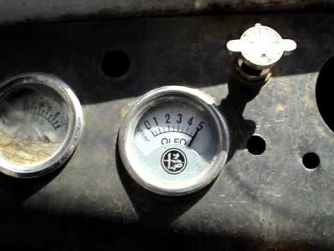 Vendo FNM D 11000 1960