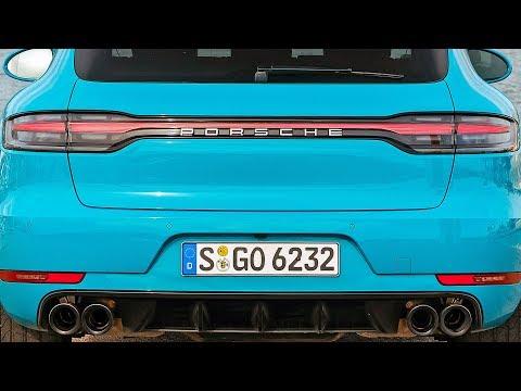 PORSCHE MACAN S 2019 Audi SQ5 killer
