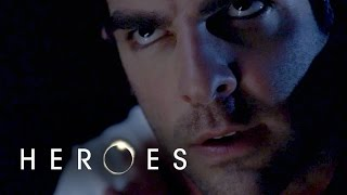 Eclipse - The Hunger // HEROES S03 E11 - The Eclipse
