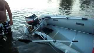Аксессуары для лодки из пвх своими руками